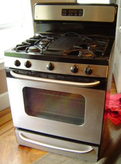 Houston Plumber - Install Gas Stove