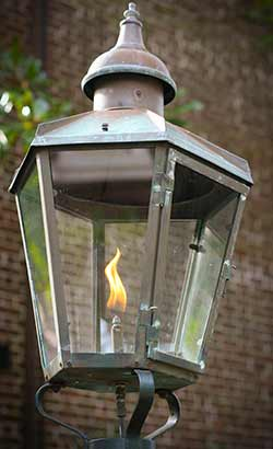 Houston Plumber Houston Gas Lamp Installations