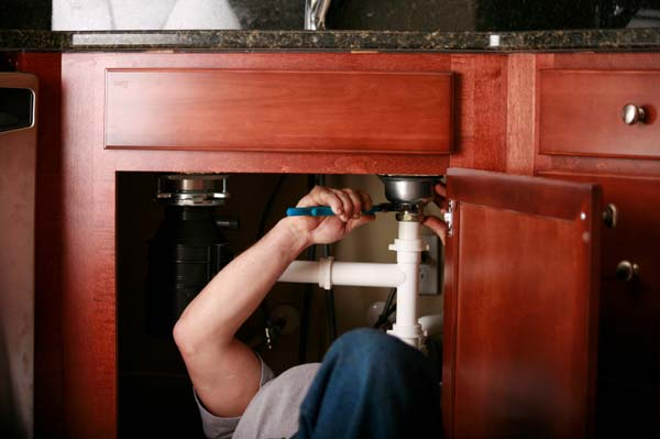 kitchen plumbing service