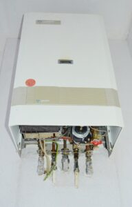 whole house tankless water heater installation in Houston